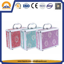 Customized Jewelry and Cosmetic Box with Mirror (HB-2046)