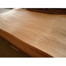 Placage de bois dur naturel