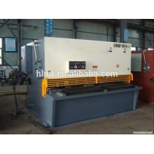 Máquina hidráulica de corte de chapa, máquina de chapa de corte chapa, decoiler e máquina de corte