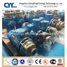 Liquide cryogénique à l'oxygène à l'azote Argon Liquide de refroidissement Pompe centrifuge à l'huile d'eau