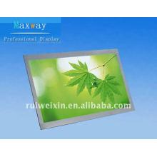 affichage étroit de publicité d'affichage à cristaux liquides de cadre de 15,6 pouces