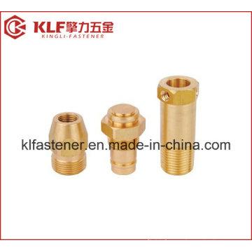 Machining Series Parts-Brass