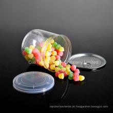 Recipiente de alimento plástico do animal de estimação para doces doce (PPC-CSRN-026)
