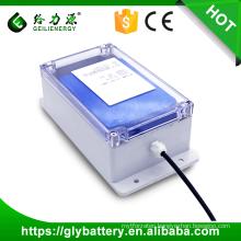 Geilienergy OEM ODM Professional Custom capacity 60A 12v 24v 100Ah solar storage li ion battery box for solar system