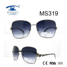 Big Size New Hot Metal Sunglasses (MS319)