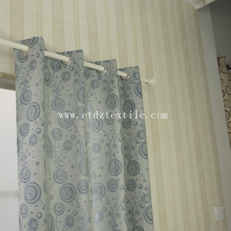 Manufactuer curtain fabric 6021#