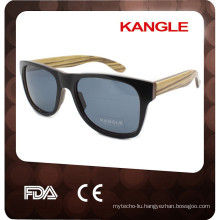 2017 FDA CE certificate Very thin natural wooden sunglasses / optical frame
