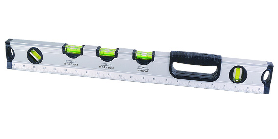 GS 800mm Aluminum Hand level with handle