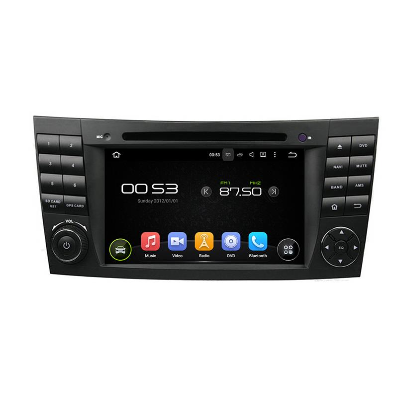Benz w211 car stereo player