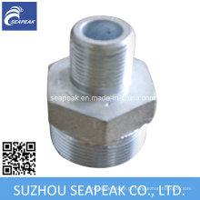 Acoplamento de juntas de aço em aço carbono - Spud macho