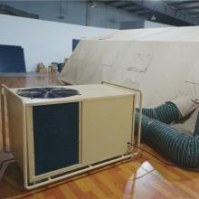 Tent air conditioner vertical type 28kW / 96000btu