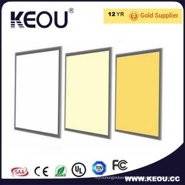 AC85-265V 595X595mm LED Panel Square House / Home / Hotel