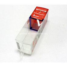 UV Offset Printing PET/PVC/PP Soft Crease Plastic Box (PP gift package)
