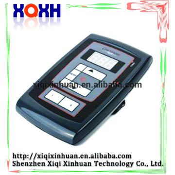 Elektrowerkzeug Mini verstellbare LED Aluminium Tattoo Netzteil, Microblading Produkte schwarz Stromversorgung