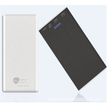 Ultra Thin for LG Li-Polymer Battery Pack/Adopt Aluminum Alloy Material Power Bank