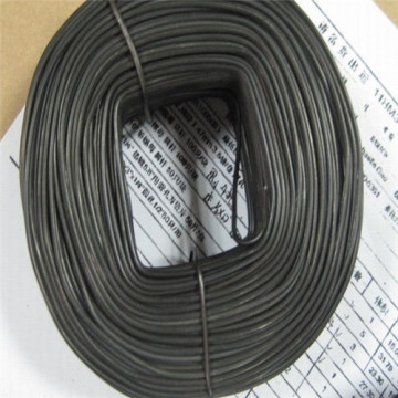 Black Iron Wire With Square Hole