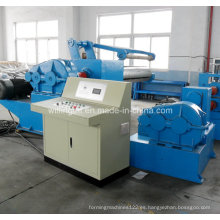 03-3X1600mm máquina de corte común