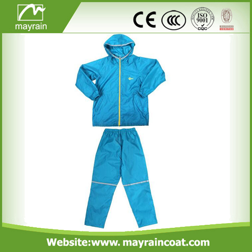Kid PU Raincoat