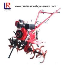 5HP Mini Rotary Tiller com motor a diesel