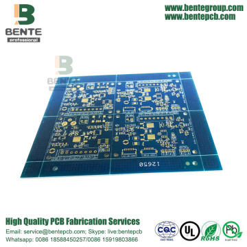 Low price for Half Hole High-Precision Multilayer Board High Precision Multilayer PCB High Tg export to Netherlands Factories