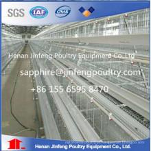 Equipamento de agricultura de gaiola de galinhas para poedeiras