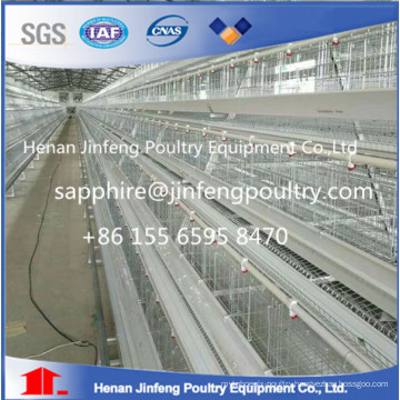 Egg Laying Chicken Cage Farming Equipment for Sale