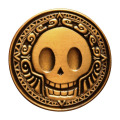 Die Cast Pirate Coins Perfect for Collectors