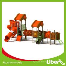 China Goldener Hersteller Vintage Spielplatz Ausrüstung für den Verkauf
