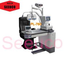 Silla oftálmico y soporte Pl-760 (directo de fábrica)