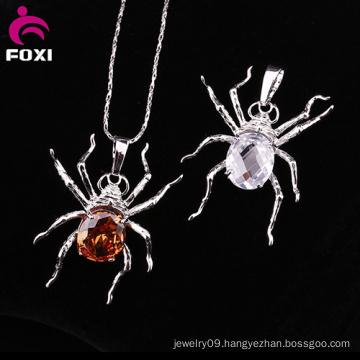Hot Type Children′s Gender Gold Spider Pendent Jewelry