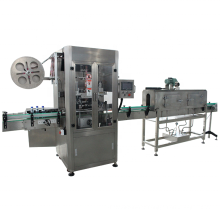 High Quality Automatic Shrink Sleeve Label Labeling Machine For Packaging