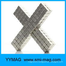 Neo cube 6*6*6mm/Neodymium block magnet 6mm