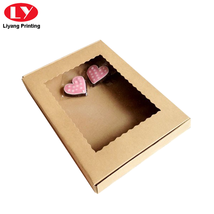 Cookie Box Kraft Paper