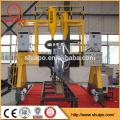 SHUIPO 2017 high tech machine High quality firm gantry h-beam auto welding machine for Cargo Trailer