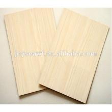 Plain / Raw Colored Chipboard com folheado de melamina laminado