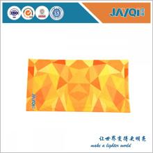 Plain Yellow Man Long Hair Bandana