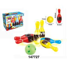 Brinquedos de plástico promoção bowling set (147727)