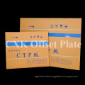 High Resolution Quality Thermal CTP Plates