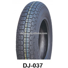 pneu de moto peu belle bande de roulement 3.50-8