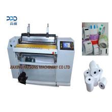 Maquinaria de corte longitudinal de papel de alta calidad de la caja registradora