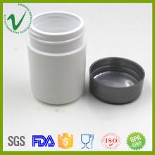100ml HDPE cosméticos crema de embalaje envases de plástico al por mayor en Shenzhen