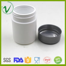 100ml HDPE cosmetic cream packaging wholesale plastic container in Shenzhen