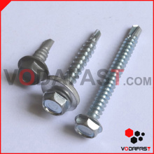 Painted Head Self Drilling Screw Roofing Screw