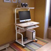 Мебель для дома Мобильный деревянный компьютерный стол для ученика