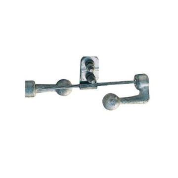 Pole Line Hardware Accessories FDZ Vibration Damper