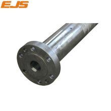 Baril de vis à métaux SJSZ style simple extrudeuse
