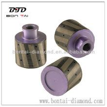 Rouleau à diamant en résine Bond Zero Tolerance Wheels