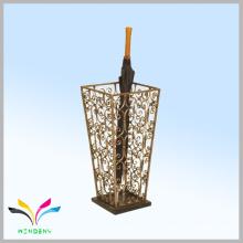 Office home supplies cheap metal wire mesh wet beach umbrella stand