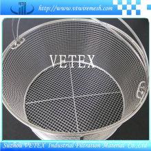 SUS 304 Mesh Basket Easy to Clean