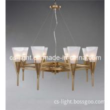 European Hotel Chandelier Decorative Light in Gold with UL Certificate